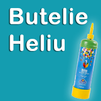 butelie heliu de unica folosinta
